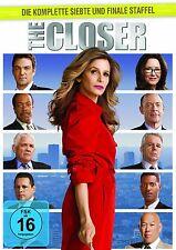 THE CLOSER : COMPLETE SEASON 7 (Kyra Sedgewick)  -  DVD - PAL Region 2 - New