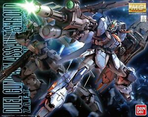 BANDAI MG 1/100 Model Kit GAT-X102 DUEL Gundam ASSAULT SHROUD Seed ZAFT AU STOCK