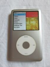 Apple iPod Classic 6. Generation Silber (80GB)  A1238