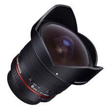 Samyang 8mm f3.5 Aspherical IF MC Fisheye CS Lens - Sony Fit