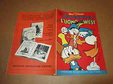 WALT DISNEY ALBO D'ORO N°34 PAPERINO L'UOMO DEL WEST 1955