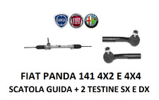 Scatola Sterzo NUOVA Guida FIAT Panda 86/03 Panda 86/03 4x4 e 4x2 con Testine