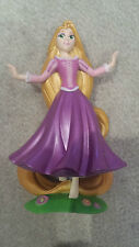 "Disney Tangled Rapunzel Princess Cake Topper Figure 4"" tall"