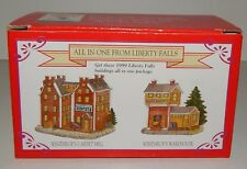 Liberty Falls All in One Winthrops Carpet Mill and Warehouse Set American 1999