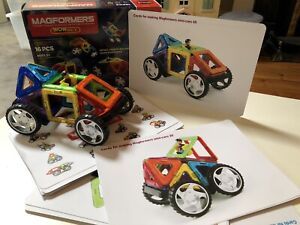 Magformers Wow set - Construction Vehicle