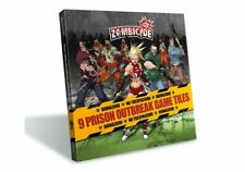 "Zombicide - Season 2 ""Prison Outbreak"" Tile Pack Erweiterung"