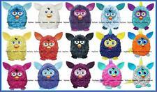FURBY 2012 Interactive Electronic Toy TEAL PINK PURPLE YELLOW BLUE AQUA ORANGE