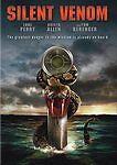 Silent Venom (SEALED DVD 2009) Luke Perry Krista Allen Tom Berenger Snakes