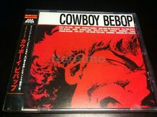 Cowboy Bebop OST 1 Soundtrack CD Music Songs MIYA Records OST