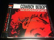 Cowboy Bebop OST 1 Soundtrack CD Music Songs MIYA Records OST