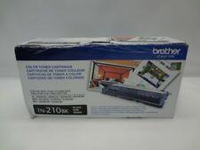 Brother TN-210BK Black Printer Toner Cartridge