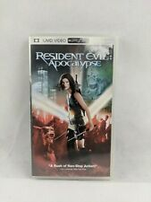 Resident Evil: Apocalypse (UMD, 2005, Universal Media Disc)
