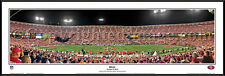 San Francisco 49ers   Professionally Framed Panorama Poster
