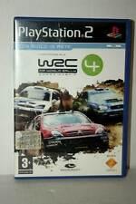 WRC 4 GIOCO USATO BUONO STATO PS2 VERSIONE ITALIANA GD1 43554