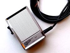 Adastra M8 Microfono Dinamico Vintage - 30K ohm-alta impedenza-GIAPPONE-NOS