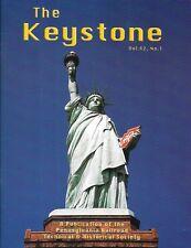 Keystone PRR V42 N1 2009 Tionesta Valley Railway Alco Switchers Enginehouse