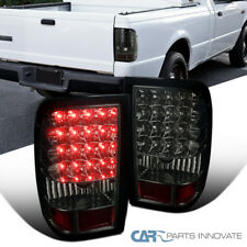 For 06-11 Ford Ranger Pickup Smoke Lens LED Tail Lights Tinted Rear Brake Lamps