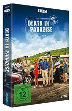 Death in Paradise - Staffel 9 [4x DVD] *NEU* DEUTSCH Season S9