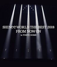 SHINee WORLD THE BEST 2018 FROM NOW ON in TOKYO DOME Blu-ray Japan UPXH-20070
