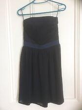 Bandeau mini robe XS (US Size 2) Bustier de Mango Suits