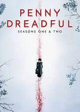 Penny Dreadful - Temporadas 1 - 2 DVD Serie Completa Uno Dos / 1st & 2nd