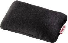 hama® Handgelenkauflage, Kunststoffperlen, Textiloberfläche, für Maus, 12 x...