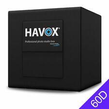 "Havox - Photo Studio HPB-60D Light Box  24""X24""X24"" - Super Bright Dimmable Led"