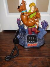 Scooby Doo & Shaggy Animated Talking Telephone Phone with Sounds Lights