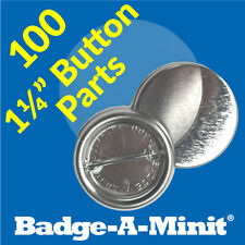 "Badge-A-Minit 100 - 1 1/4"" Pin-Back Button Sets #3061"