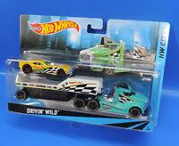 Mattel Hot Wheels Hw City BWD51 Premium Squadra Cars Drivin Selvaggi