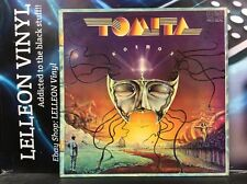 Tomita Kosmos LP Album Vinyl Record RL42652 A3E/B3E Soundtrack Film 70's