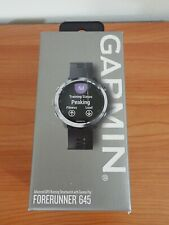 New Garmin Forerunner 645 GPS Running Watch I Black I Warranty