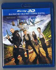 PAN VIAJE DE NUNCA JAMAS Blu-ray + copia digital (nuevo-España)