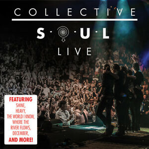 Collective Soul - Live [New CD]