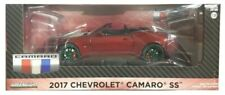 Greenlight CHASE Green Machine 18245 2017 Chevrolet Camaro SS Convertible Garnet