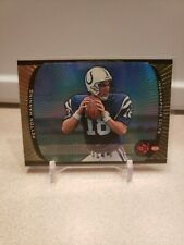 New listing 1998 UD3 Peyton Manning FUTURE SHOCK ROOKIE RC #FS61