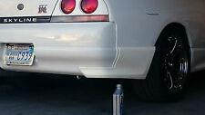 Rear valance set for Nissan Skyline GT-R33 (BCNR)