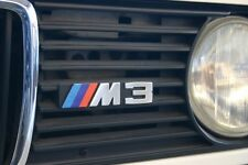 BMW M3 Front Grill Emblem- Genuine OEM BMW - For BMW E30 M3 1987-1991