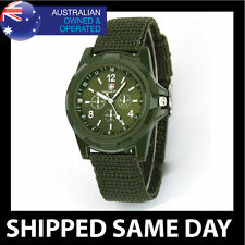 Swiss Army Men's Round Wristwatches with Chronograph