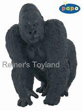 Papo 50034 Wildtiere / Affe - Gorilla - NEU
