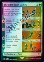 4x FOIL The First Iroan Games Theros Beyond Death THB MtG MasteringtheGame