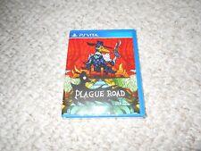 Limited Run #71 Plague Road Kickstarter Variant New Sealed Region Free PS Vita