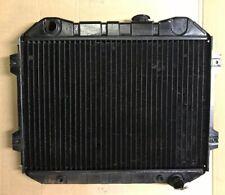 Ford Granada Mk1 Auto  Radiator Recored