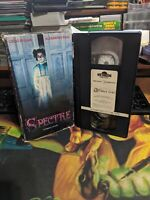 SPECTRE VHS NEW HORIZONS HOME VIDEO HORROR