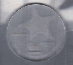 Kongo  10 Francs  2004  Glas  Seestern