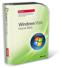 Microsoft Windows Vista Home Basic Upgrade - NEW™