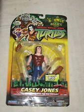 CASEY JONES Teenage Mutant Ninja Turtles 2003 TMNT Playmates MOC Action Figure