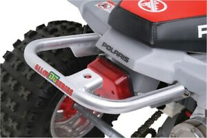 DG Performance Rear Grab Bar Aluminum for 2003-2007 Polaris Predator 500 59-5010