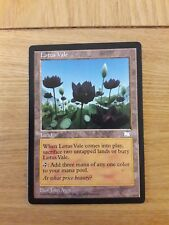 Magic The Gathering Cards - Weatherlight - Lotus Vale