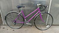 Retro Raleigh Classic Womans/Ladies Road Bike/Touring Bicycle Fully Refurbished